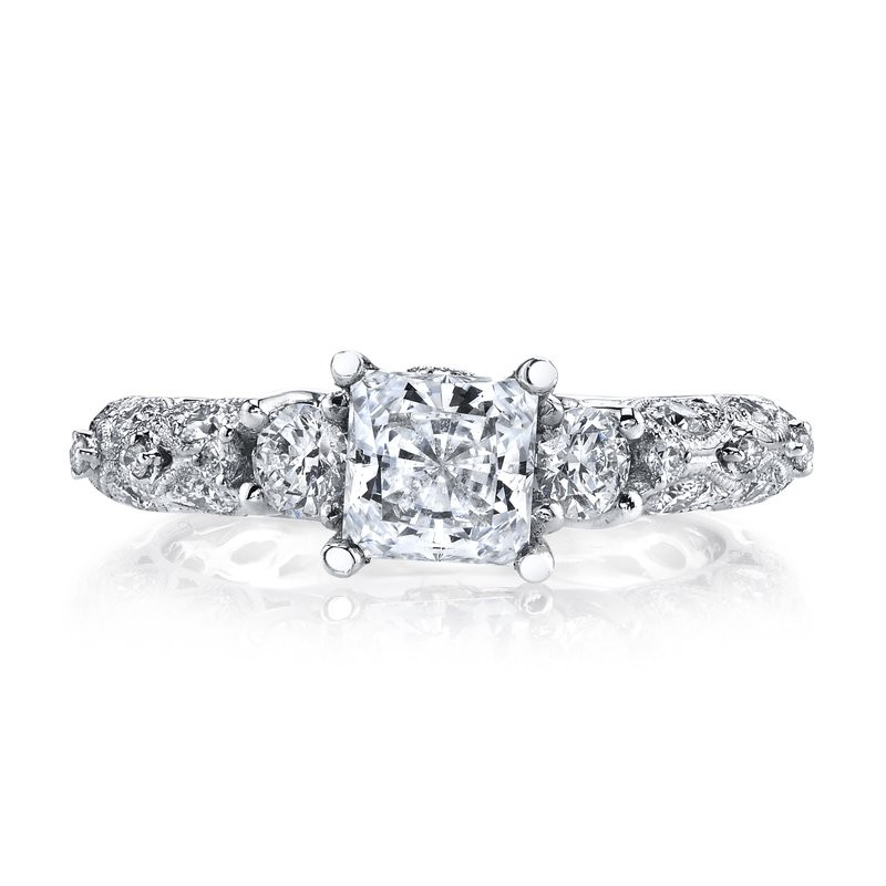 Diamond Engagement Ring 0.65 ct tw