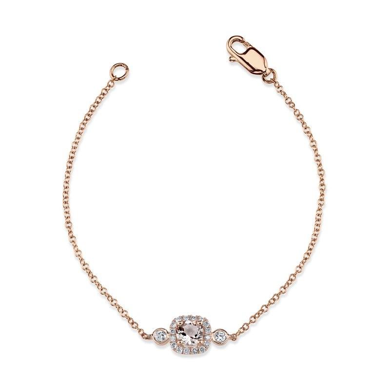 MARS Fashion Bracelet, 0.12 Dia. 0.26 Morgan.