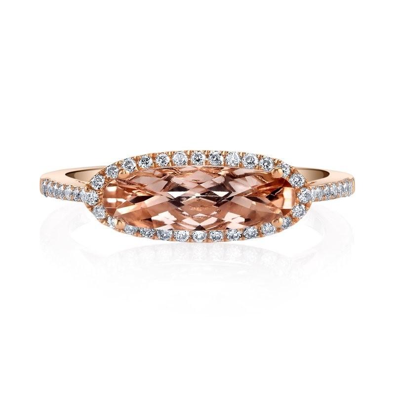 MARS Fashion Ring, 0.23 Dia. 1.34 Morgan.