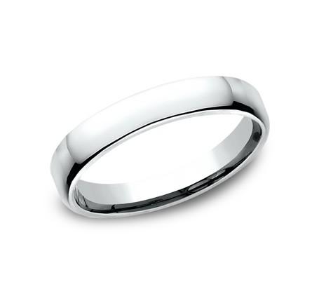 FORGE Mens Platinum Wedding Band EUCF135PT