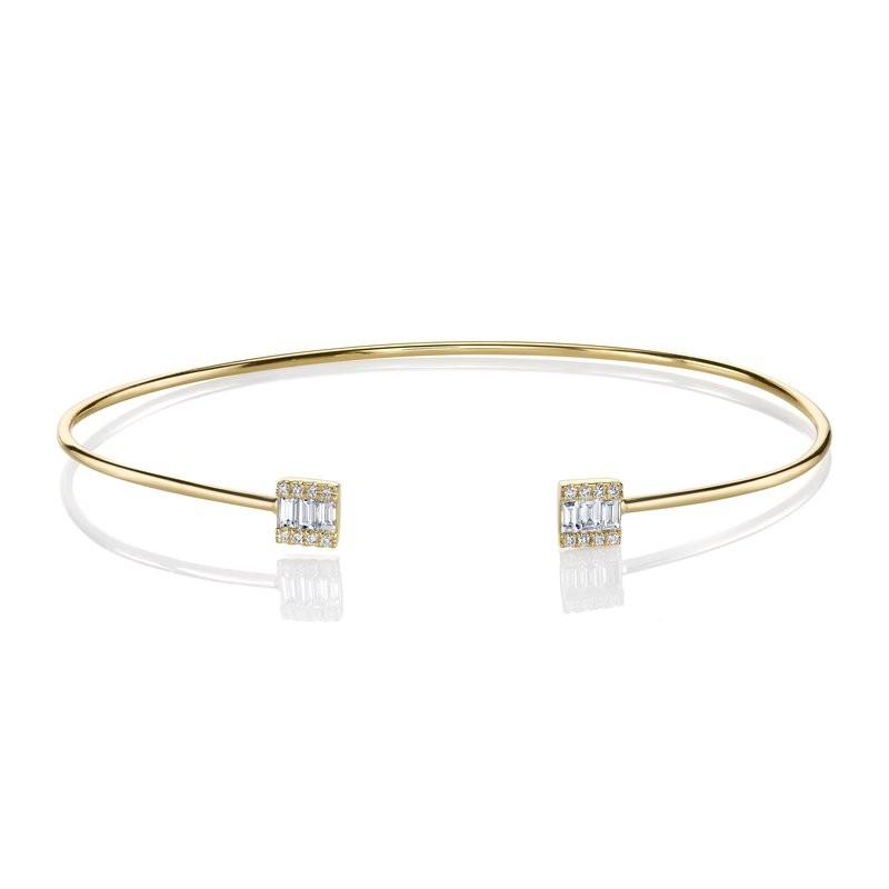 MARS Fashion Bracelet, 0.06 Ct Rd 0.19 Ct Bg