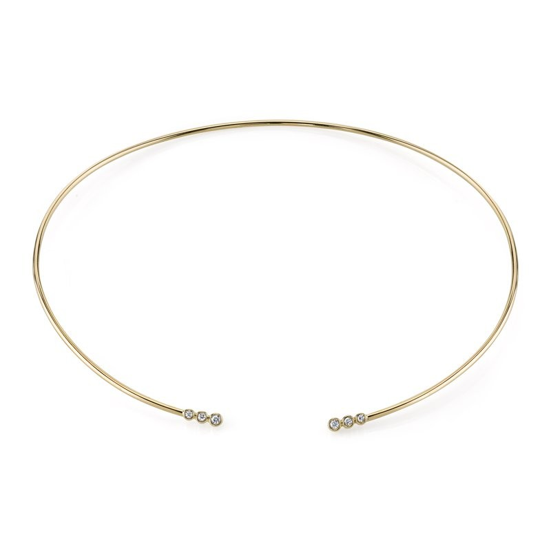 MARS Fashion Necklace, 0.36 Ctw.
