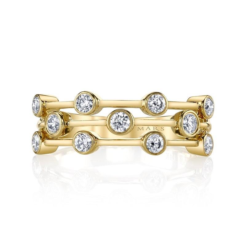 MARS Fashion Ring, 0.50 Ctw.