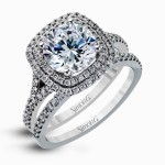 Engagement Set MR2461-WS