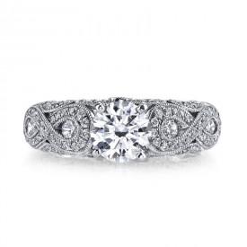 Diamond Engagement Ring, 0.54 ct tw