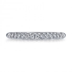 Diamond Women's Wedding Band 0.50 ct tw