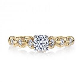 MARS 25845 Diamond Engagement Ring 0.25 Ctw.