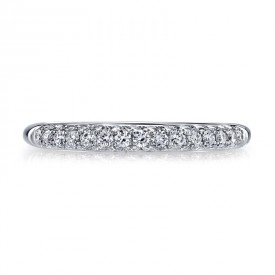 Diamond Women's Wedding Band 0.50 ct tw