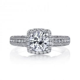 MARS 26701 Diamond Engagement Ring 0.47 Ctw.