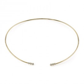 MARS Fashion Necklace, 0.36 Ctw
