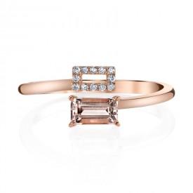MARS Fashion Ring, 0.06 Dia. 0.56 Morgan