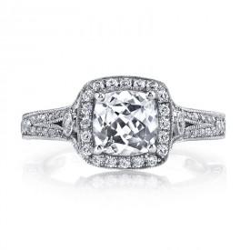 Diamond Engagement Ring 0.62 ct tw