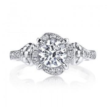 Diamond Engagement Ring 0.28 ct tw