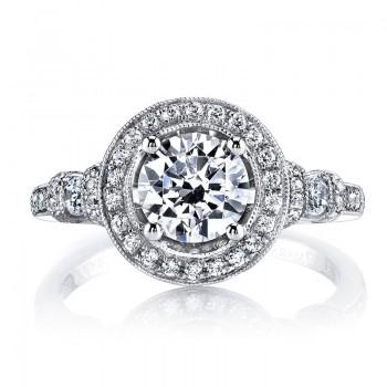 Diamond Engagement Ring 0.52 ctw