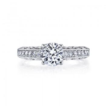 MARS 26001 Diamond Engagament Ring 0.25 Ctw.