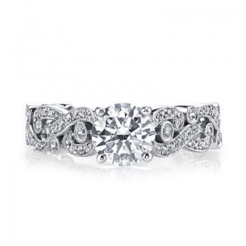 Diamond Engagement Ring, 0.38 ct tw