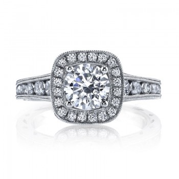 Diamond Engagement Ring 0.75 ct tw