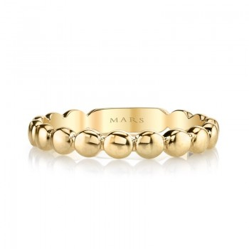 MARS Fashion Ring, 0.00 Ctw.