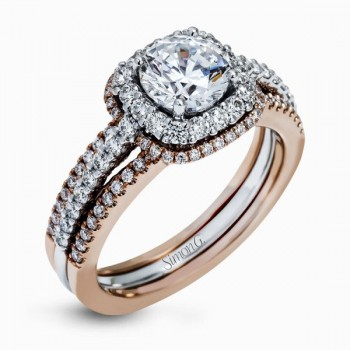 Engagement Set MR2474-WS