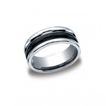 Forge Tungsten 8mm Band